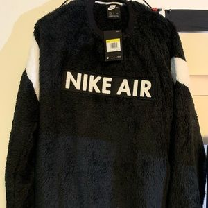 Nike air sweater (small)